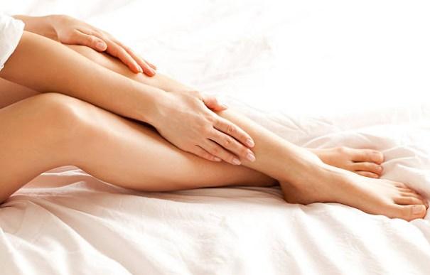 belle gambe di una donna