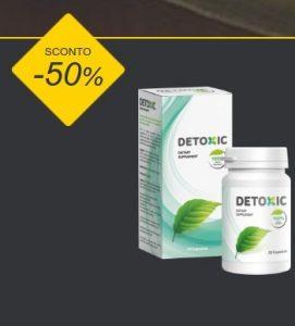 detoxic prezzo italia