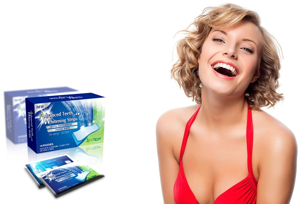 dental white strips denti da star in pochi minuti