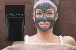 Black Mask Plus Contrastare Punti Neri, Brufoli e Inestetismi