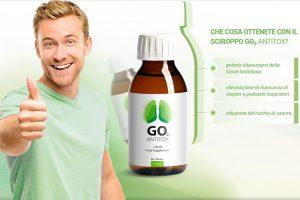 Go2 Antitox – Fantastico Sciroppo Purificante