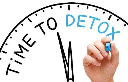 tiempo per detox