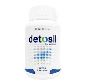 Detosil capsule antiparasitario Italia RevitaPharm