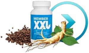 member XXL integratore potenza Italia