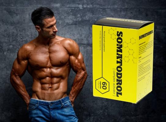 Somatodrol Box