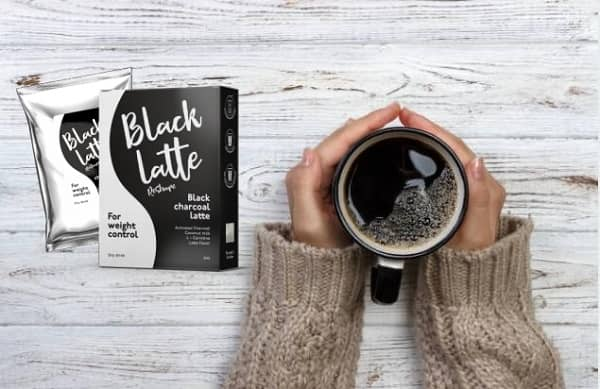black latte italia