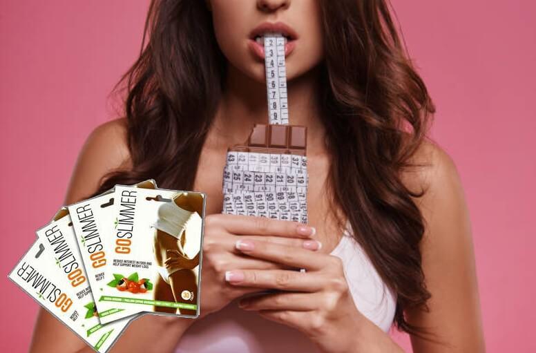 goslimmer, donna, cioccolato e centimetro