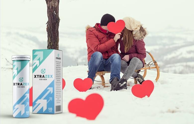 xtrazex compresse, coppia felice, istruzioni