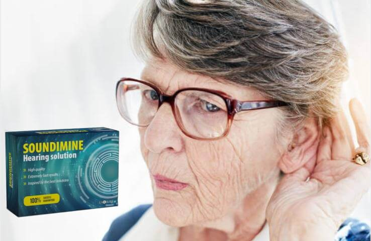 Soundimine, vecchia signora con problemi di udito