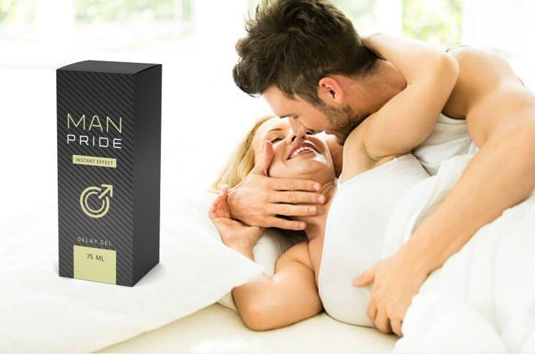 Man Pride, intimità a letto