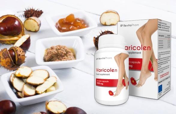 Varicolen, ingredienti