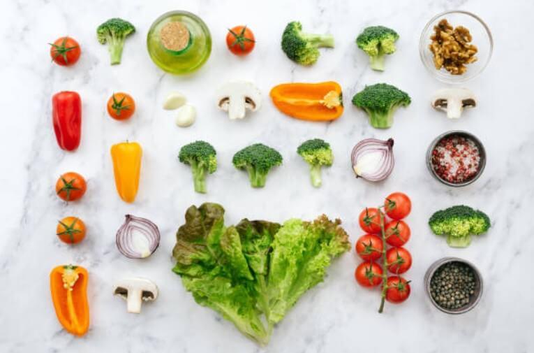 Verdure a basso contenuto di carboidrati