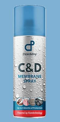 C & D Waterproof Membrane Spray