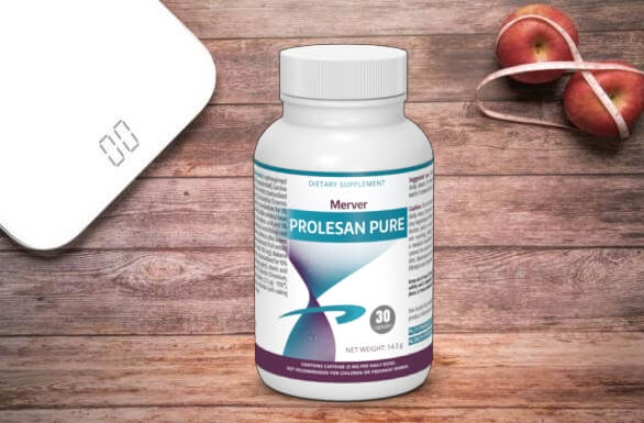 Prolesan Pure ingredients