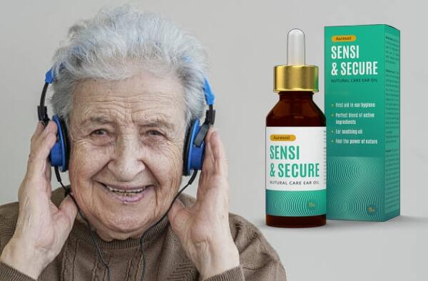 donna con dolore alle orecchie