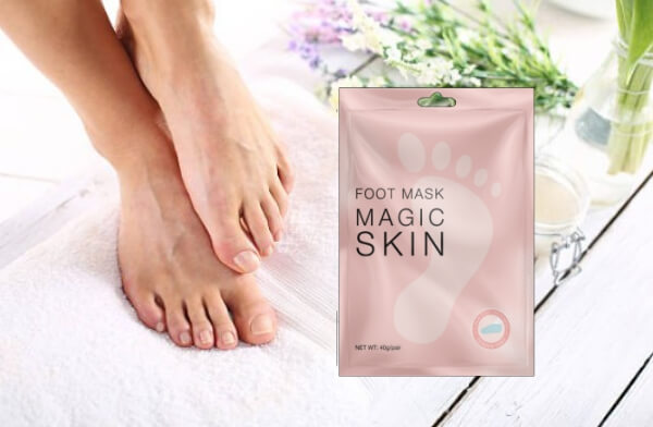 magic skin, spa, piedi