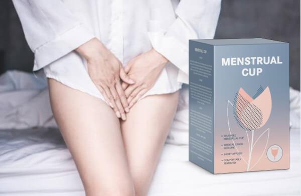 donna con dolore mestruale