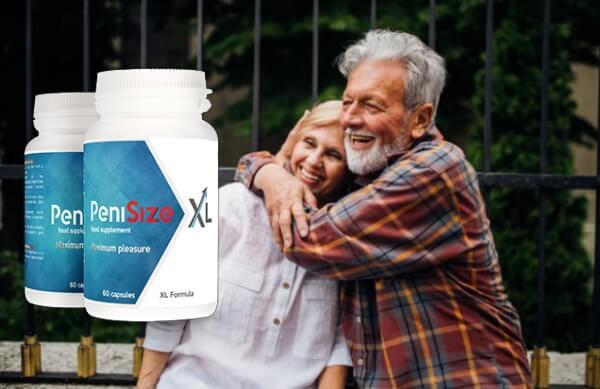 penisize xl, vecchia coppia felice