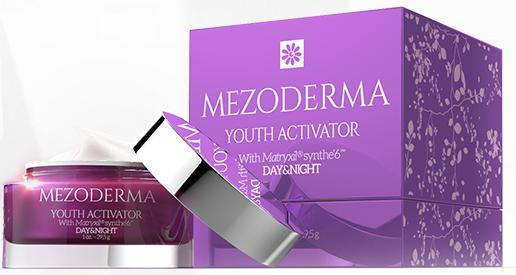 Mezoderma Cream Youth Activator