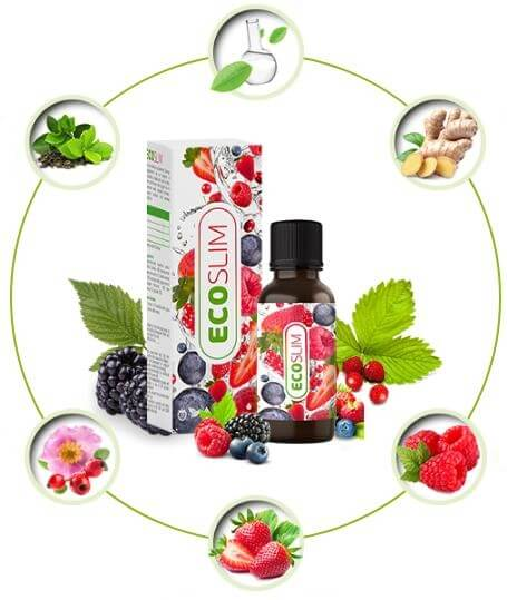 ecoslim, ingredienti