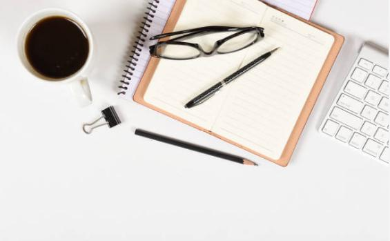 caffè, laptop