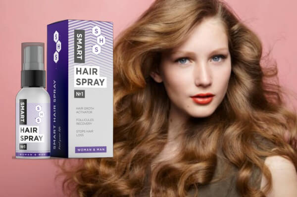 donna, smart hair spray
