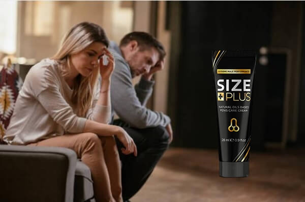 size plus cream, coppia