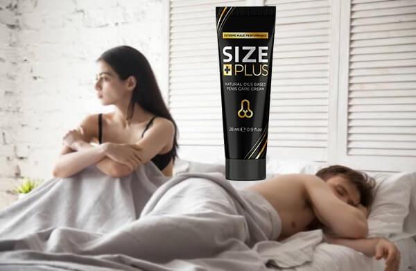 sizeplus cream, coppia