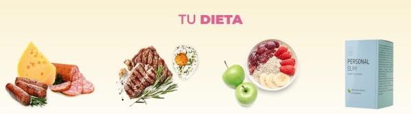 dieta, personal slim