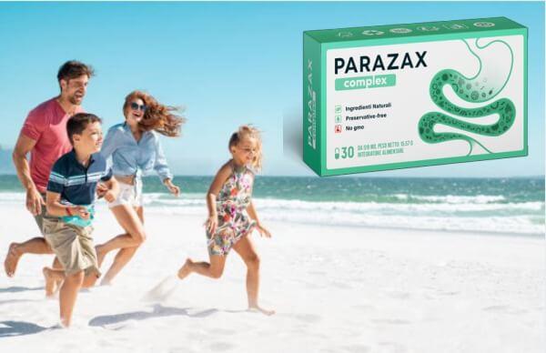 parazax prezzo Italia, familia