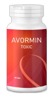 Avormin Toxic capsule Italia