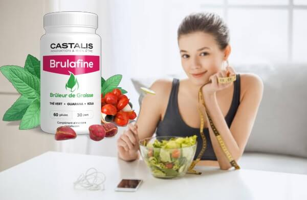 brulafine, capsule, dieta, perdita di peso