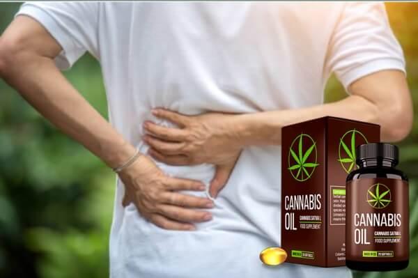 Cannabis Oil - Per crampi, dolori articolari e..