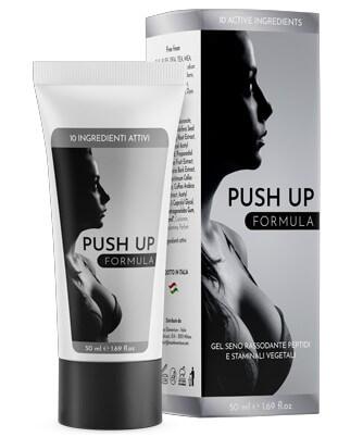 PushUp Formula crema di seno Italia 50 ml