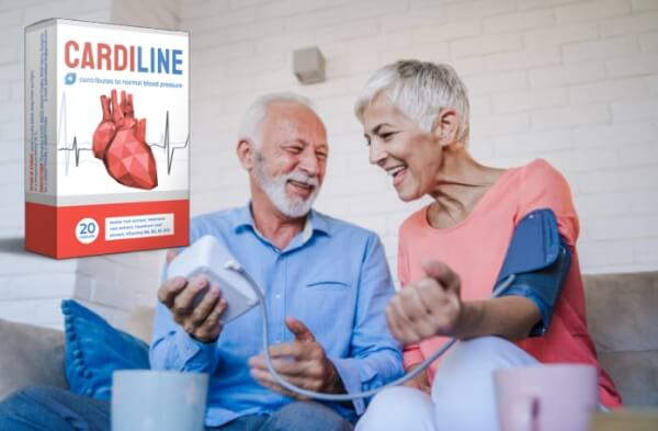 cardiline capsule, cuore, alta pressione sanguigna