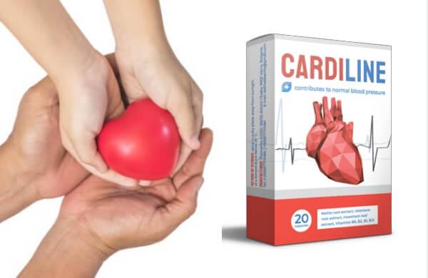 cardiline, capsule, cuore