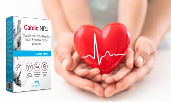 cardio nrj, cuore, ingredientes