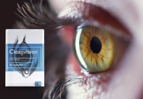 capsules, occhi, vista