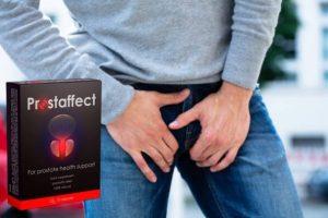 prostaffect capsule, uomo, prostata