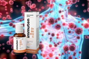 immuten gocce, sistema immunitario, immunità
