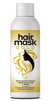 Hair Mask Gold
