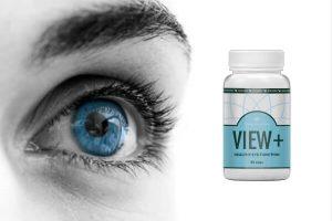 View+ Plus capsule, occhi vista visione