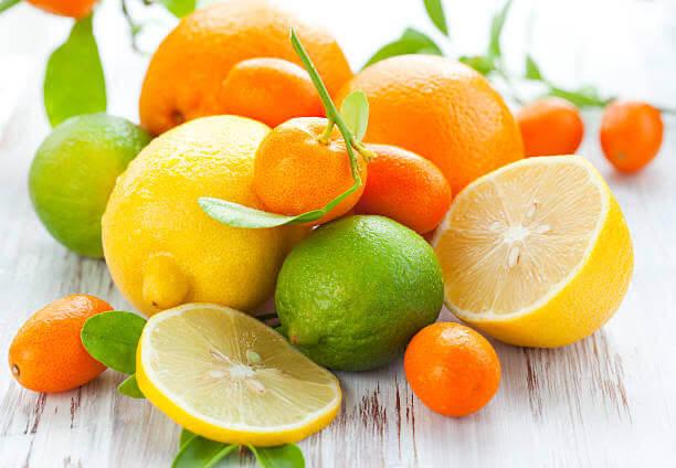Frutta agrumata