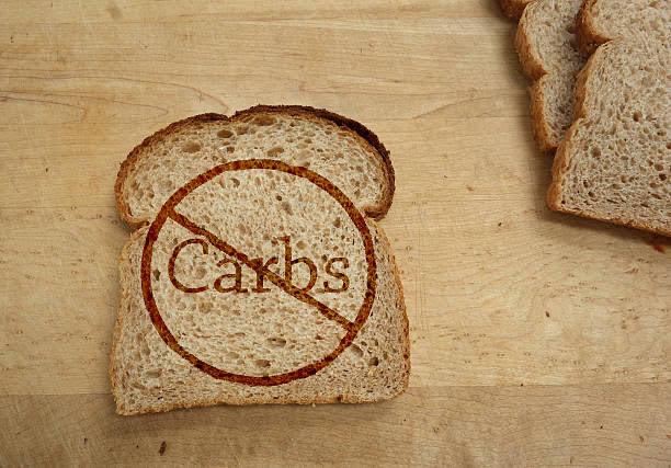 senza carboidrati, pane