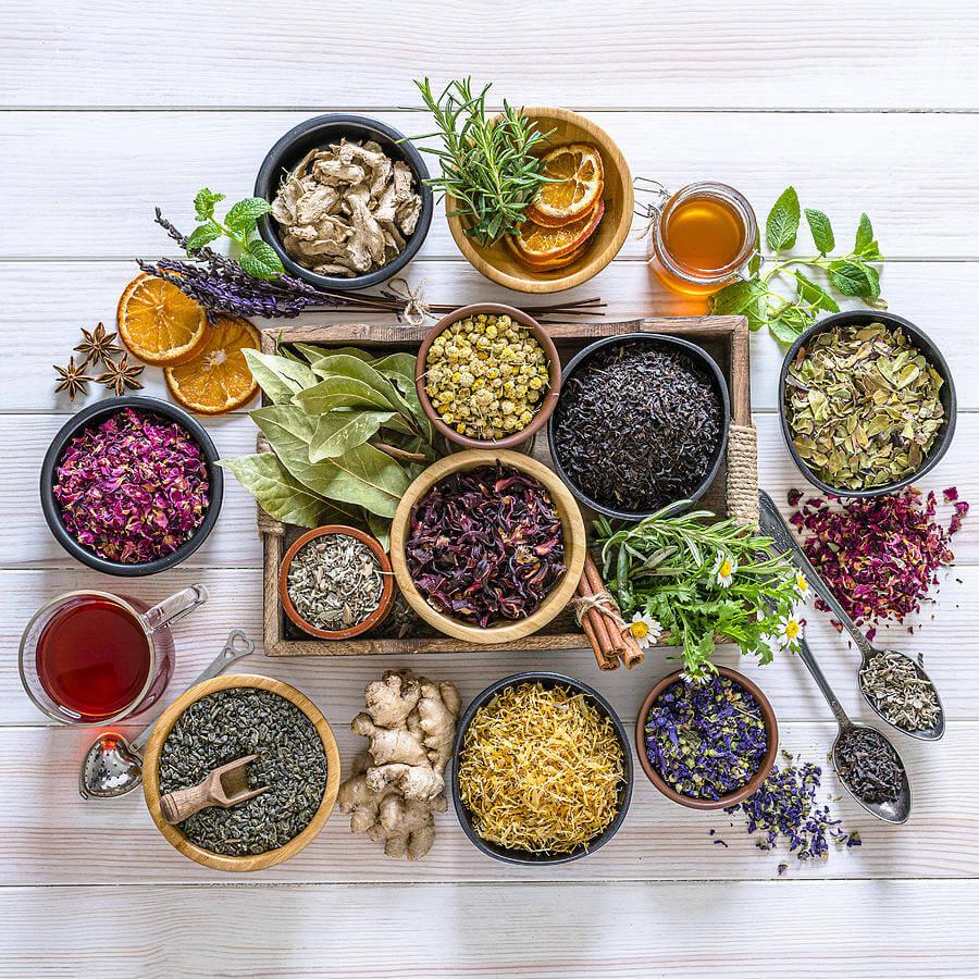 spezie, additivi, utili, anti-malattia