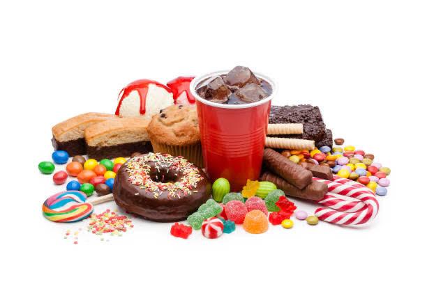 zucchero, dolce, bibite analcoliche, carboidrati