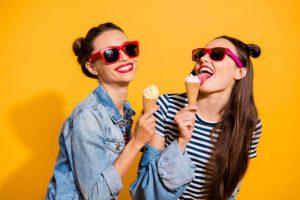 7 Benefici per la salute inattesi del gelato
