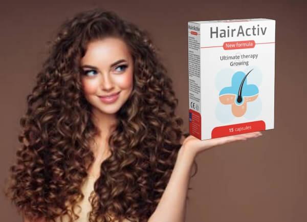 capelli, capsule hairactiv