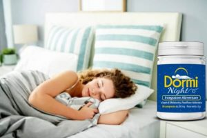 dormire, capsule, donna, dormi night
