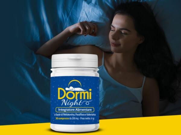 dormi night capsule